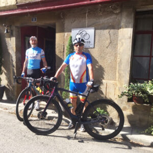 Bespoked cycling holidays provide hire bikes and repairs from their bike shop