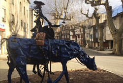 Bespoked-Chalabre-About local art horseman