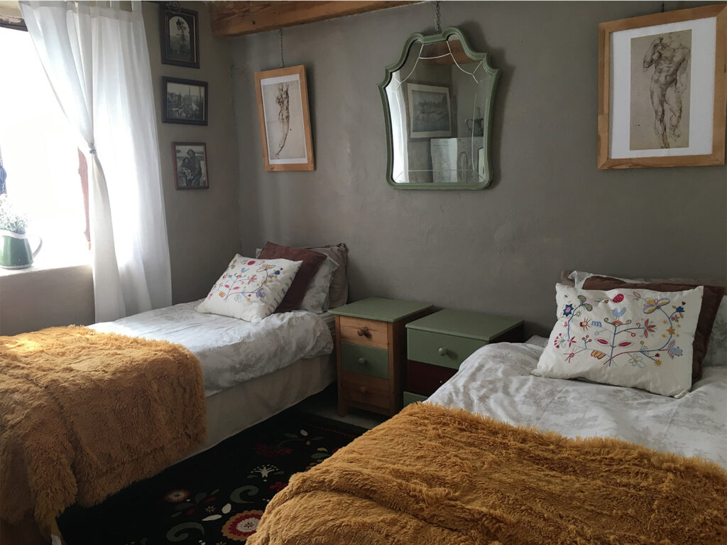 Bespoked cycling holiday accommodation example